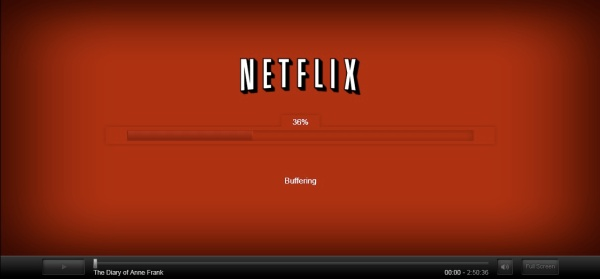 Netflix Watch Instantly buffering outside the US