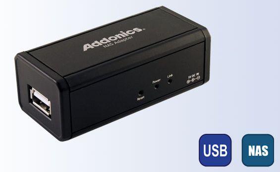 Addonics NAS Adapter - 1