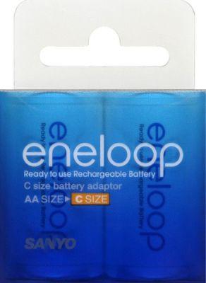 Sanyo eneloop Rechargeable Batteries - 6