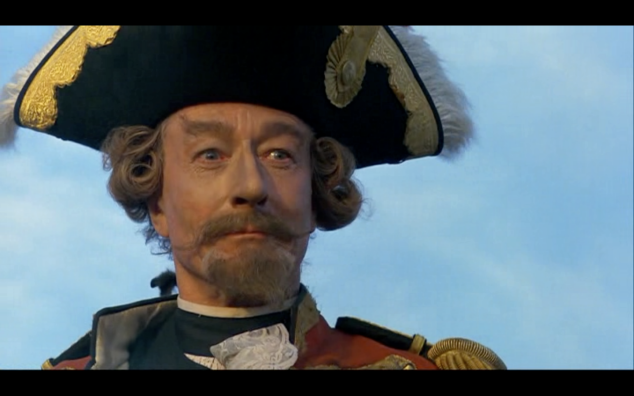 The happy Baron Munchausen