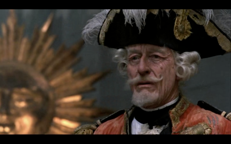The sad Baron Munchausen