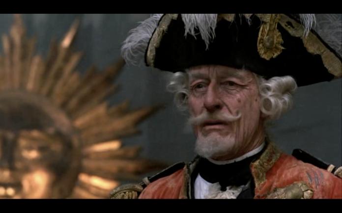 The sad Baron Munchausen