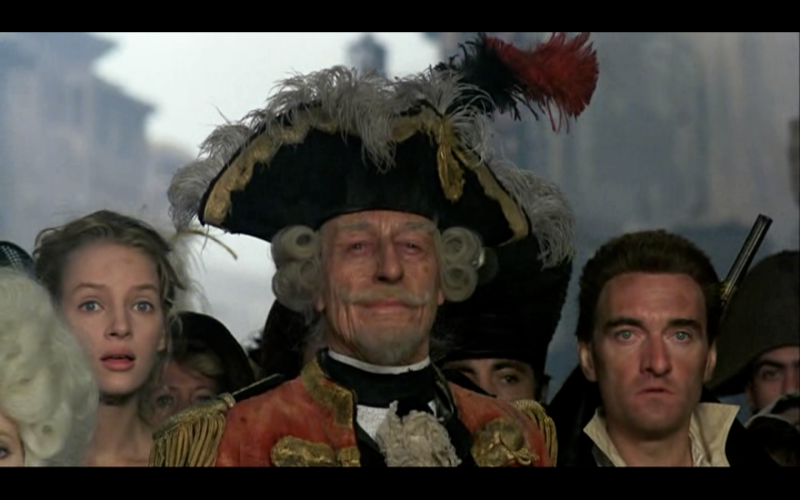 The victorious Baron Munchausen