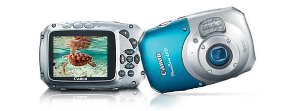 Canon PowerShot D10 - 1