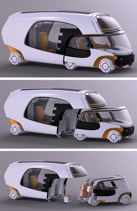 Colim Concept Car by Christian Susana - 1