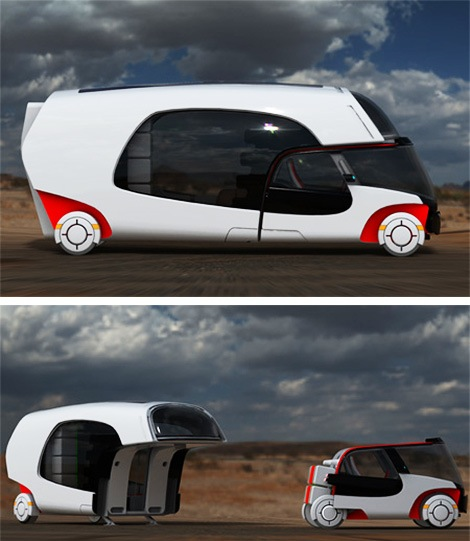 Colim Concept Car by Christian Susana - 2