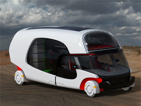 Colim Concept Car by Christian Susana - 3