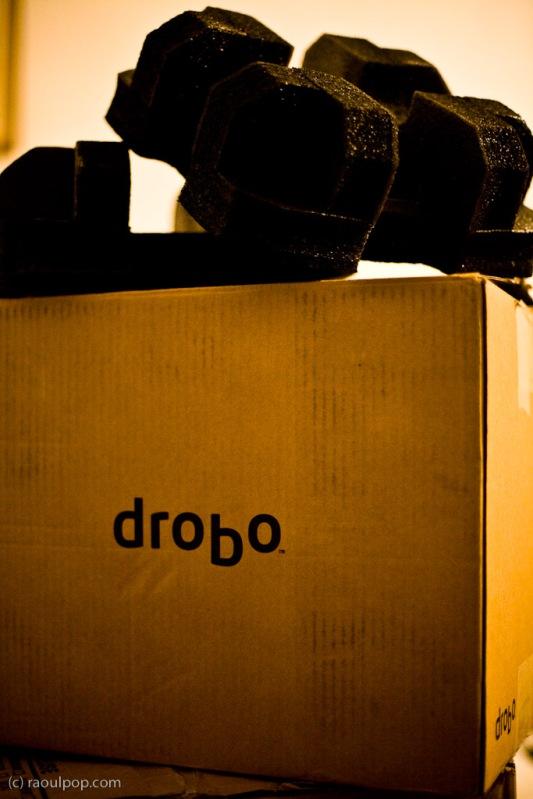 Original Drobo box