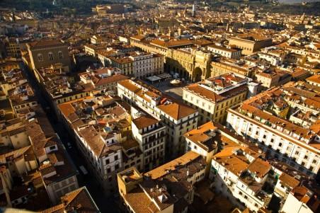 Tuscan rooflines