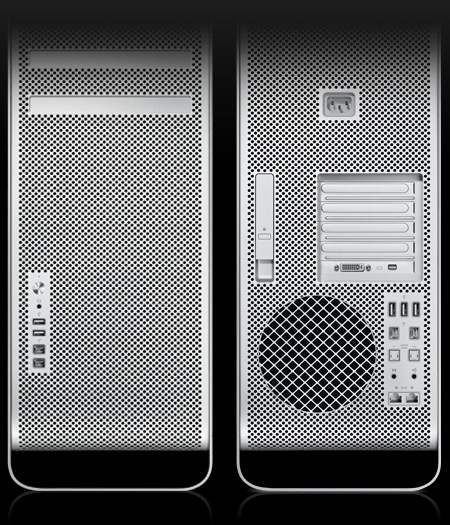Mac Pro (March 2009) - 5