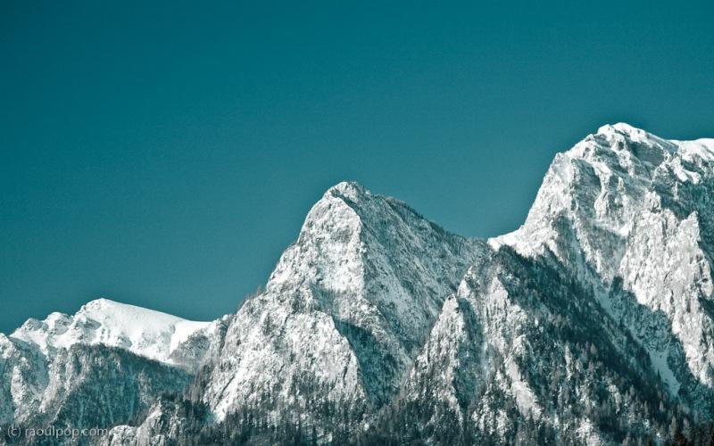 Peaks at Busteni