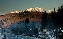 Mountains near Predeal