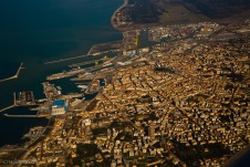 Livorno from above