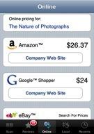 Get online price quotes