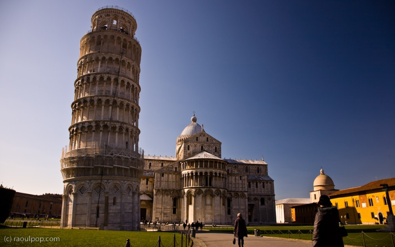 Leaning Tower I