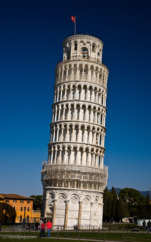 Leaning Tower III