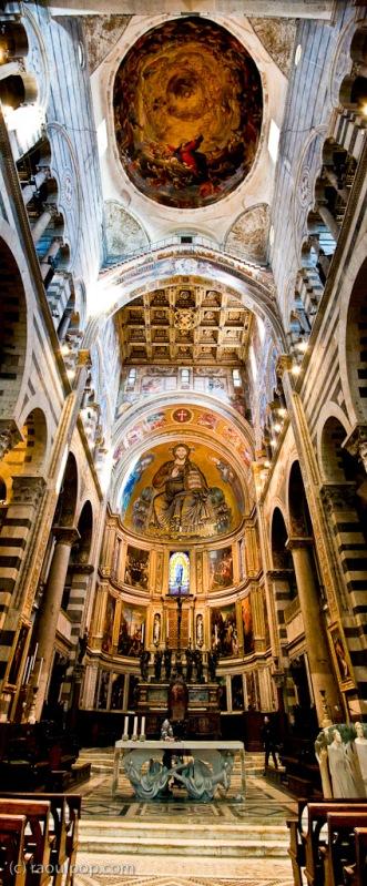 Inside the Duomo VI