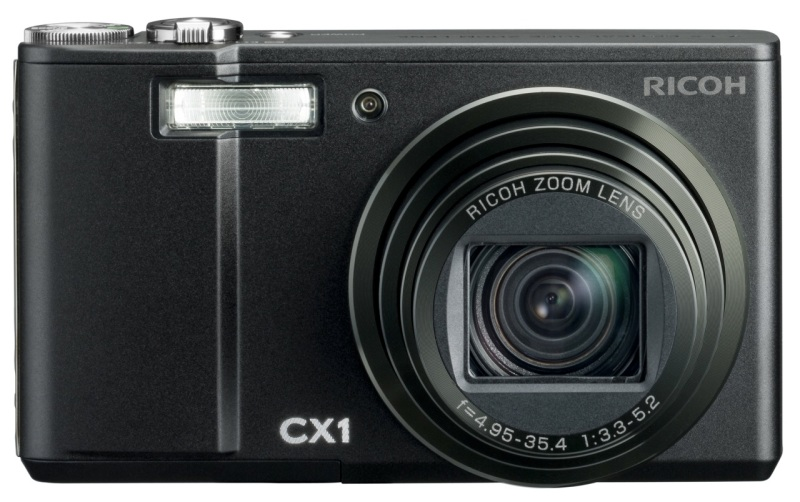 Ricoh CX1 - 1