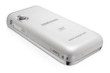 Samsung Show SPH-W7900 Cellphone - 4