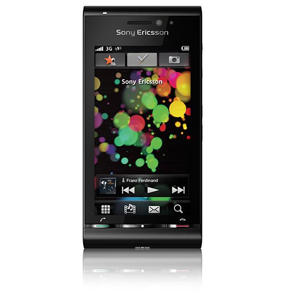 Sony Ericsson Idou Phone