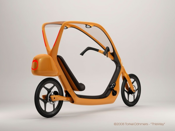 ThisWay Bicycle by Torkel Dohmers - 2