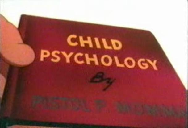 Child Psychology - 1