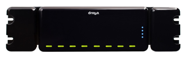 Drobo Pro rackmount kit