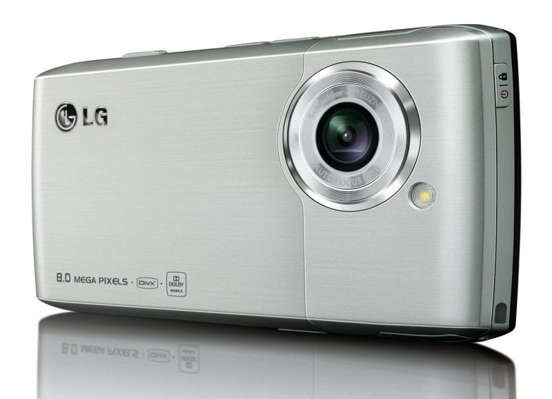 LG Viewty Smart (LG-GC900) Smartphone - 3