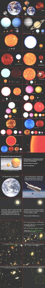 Space in perspective