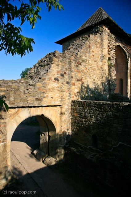 Cetatea de Scaun la Suceava