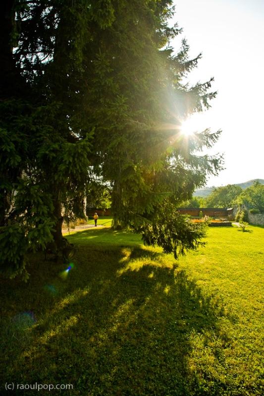 Manastirea Humorul, Bucovina, Romania
