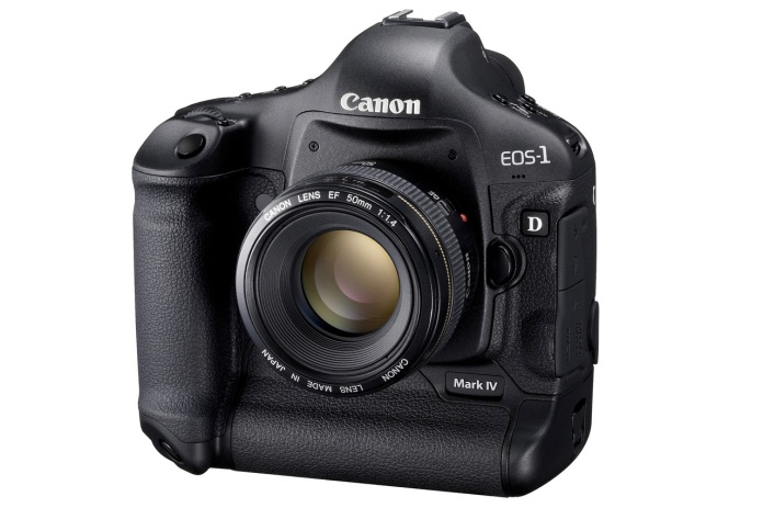 Canon EOS-1D Mark IV - 1