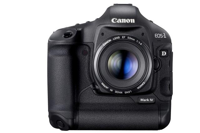 Canon EOS-1D Mark IV - 2