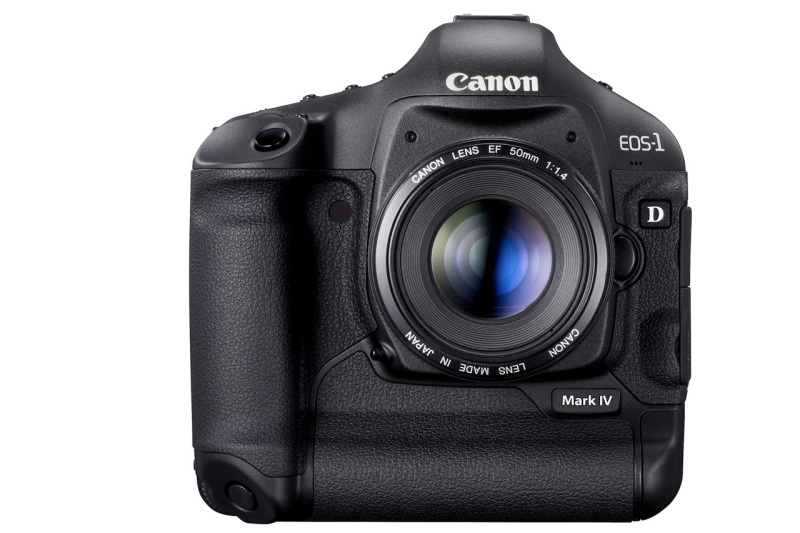 Canon EOS-1D Mark IV - 2