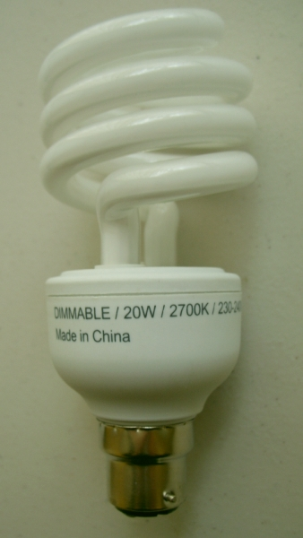 Cfl Light Bulb Efficiency