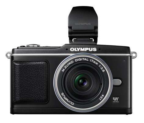 Olympus PEN E-P2 Mirrorless Camera