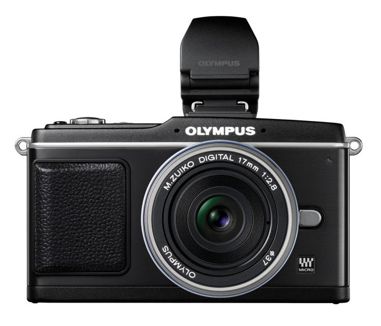 Olympus PEN E-P2 Mirrorless Camera