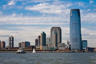 Manhattan skyline, New York, USA.