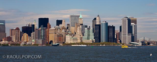 Manhattan, South tip, New York, USA.