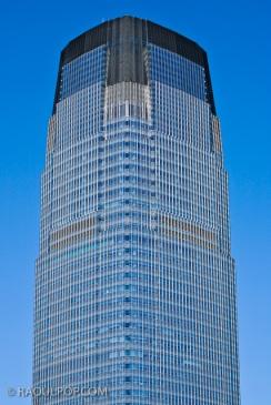 Skyscrapers, Manhattan, New York, USA.