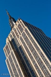Empire State Building, Manhattan, New York, USA.