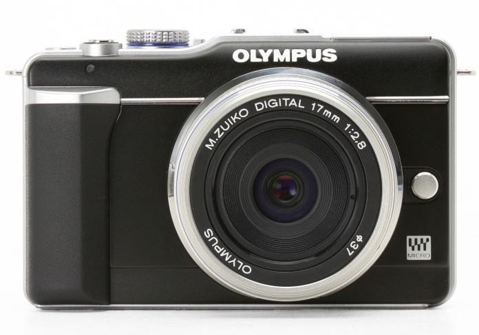 Olympus PEN E-PL1 Mirrorless Camera