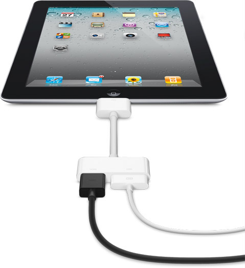 iPad 2 Digital AV Adapter