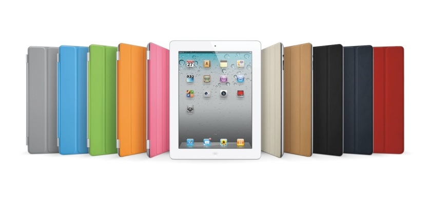 iPad 2 Smart Cover Line-up