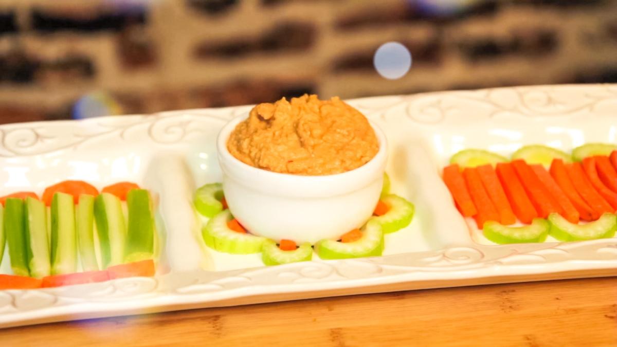 Ligia's Kitchen: Raw Sundried TomatoPate