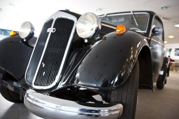 Antique Audi