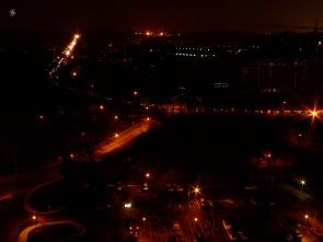 North Bethesda at night