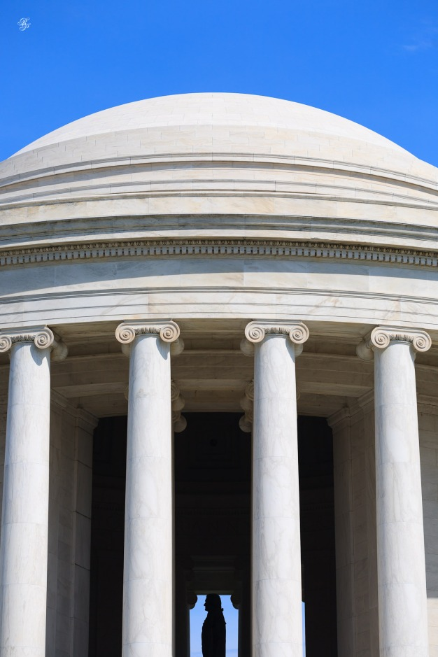 In Jefferson's shadow