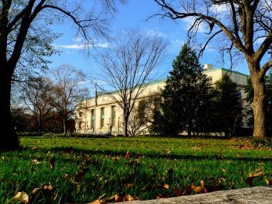 National Academy of Sciences, downtown Washington, DC, USA.