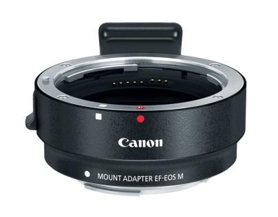 Canon EOS M mount adaptor